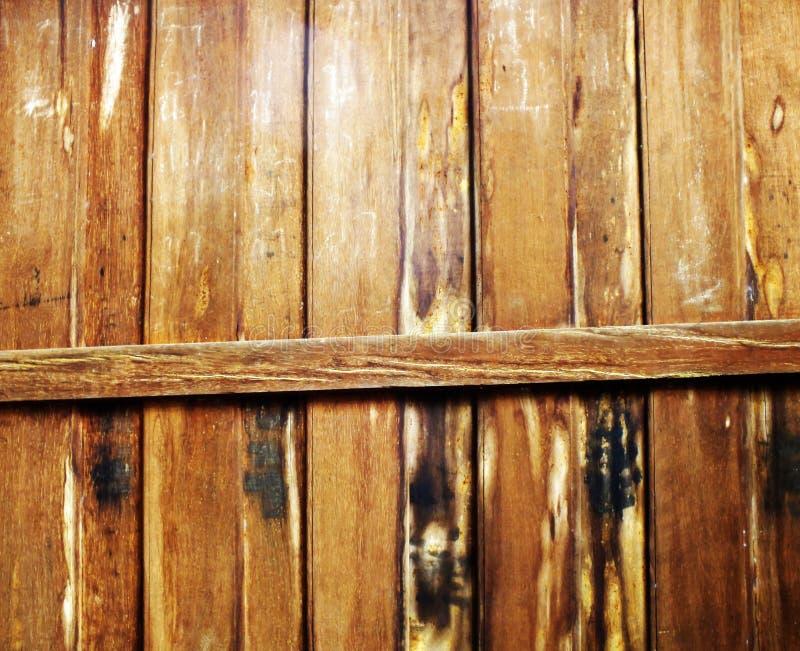 Ξύλινες παλαιές επιτροπές υποβάθρου σύστασης στοκ φωτογραφίες με δικαίωμα ελεύθερης χρήσης