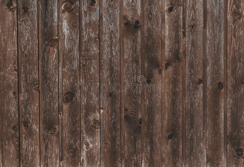 Ξύλινη σύσταση ή ξύλινο υπόβαθρο Σκοτεινό αφηρημένο ξύλινο υπόβαθρο Grunge Παλαιά καφετιά φυσική ξύλινη σύσταση στοκ εικόνες