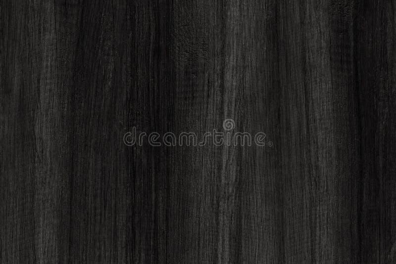 Ξύλινη σύσταση με τα φυσικά σχέδια, μαύρη ξύλινη σύσταση στοκ εικόνες