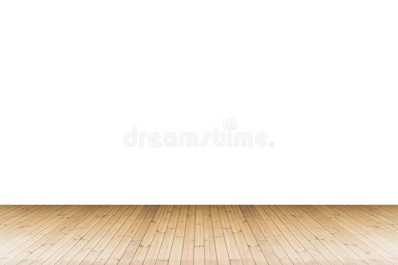 Ξύλινη σύσταση πατωμάτων στον ελαφρύ τόνο χρώματος που απομονώνεται στο άσπρο υπόβαθρο στοκ φωτογραφίες με δικαίωμα ελεύθερης χρήσης
