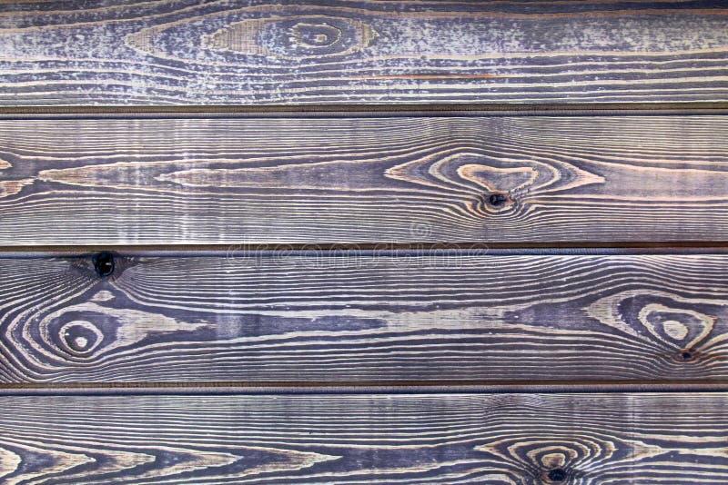Ξύλινοι πίνακες σύστασης ηλικίας μέχρι το χρόνο που ξεπερνιέται στοκ εικόνα