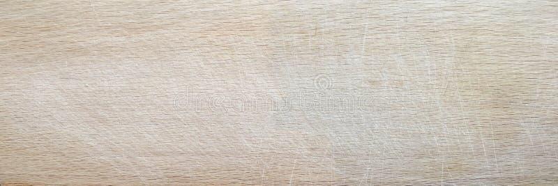 Ξύλινος τέμνων πίνακας κουζινών Ξύλινη ανασκόπηση σύστασης στοκ φωτογραφία με δικαίωμα ελεύθερης χρήσης