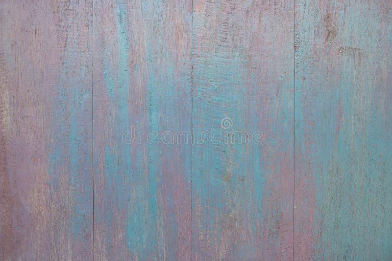 Ξύλινος τοίχος που χρωματίζεται με τη σύσταση και το υπόβαθρο χρώματος μαργαριταριών στοκ εικόνα με δικαίωμα ελεύθερης χρήσης