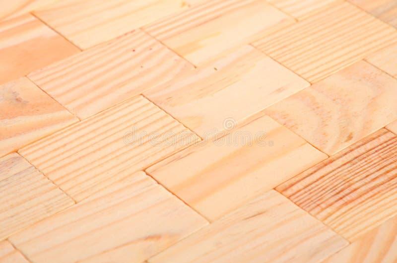 Ξύλινο τούβλο στοκ φωτογραφία με δικαίωμα ελεύθερης χρήσης