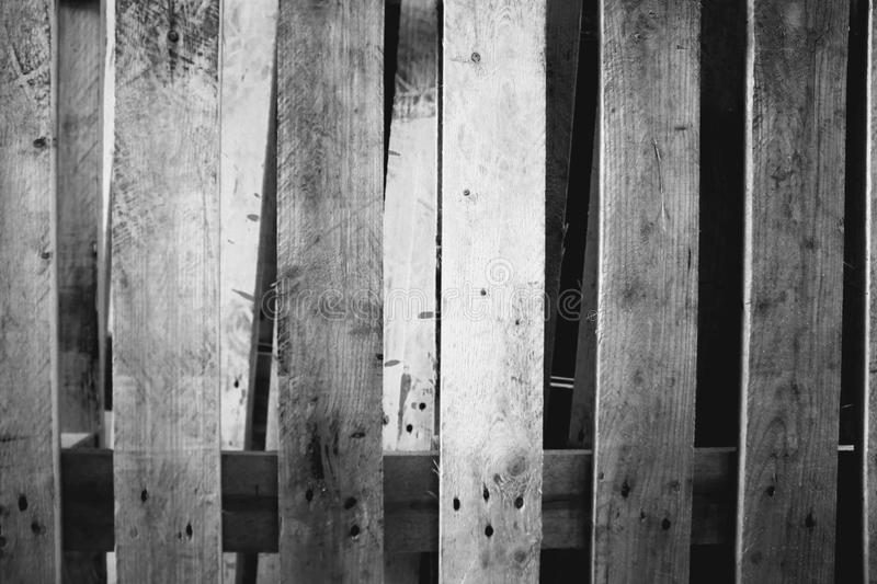 Ξύλινο υπόβαθρο παλετών στοκ εικόνα με δικαίωμα ελεύθερης χρήσης