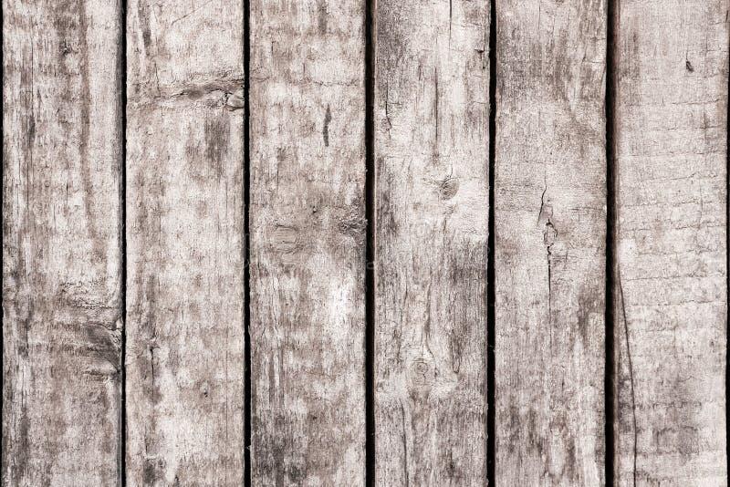 Ξύλινο υπόβαθρο των παλαιών shabby εκλεκτής ποιότητας πινάκων Γκρίζα ξύλινη επιτροπή των κάθετων πινάκων στοκ φωτογραφίες με δικαίωμα ελεύθερης χρήσης