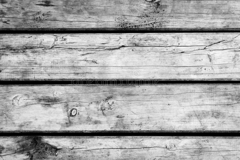 Ξύλινο Floorboards υπόβαθρο γραπτό στοκ φωτογραφίες