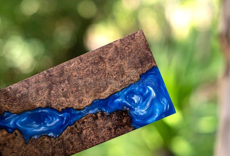 Ξύλο ρητίνης στοκ φωτογραφία με δικαίωμα ελεύθερης χρήσης
