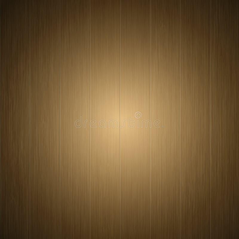 Ξύλινες σανίδες Backgound Στοκ Εικόνα
