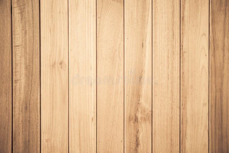 Ξύλινη ανασκόπηση σύστασης σανίδων καφετιά στοκ εικόνα με δικαίωμα ελεύθερης χρήσης