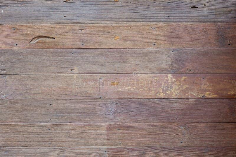 Ξύλινη καφετιά σύσταση σανίδων ξυλείας στοκ εικόνες