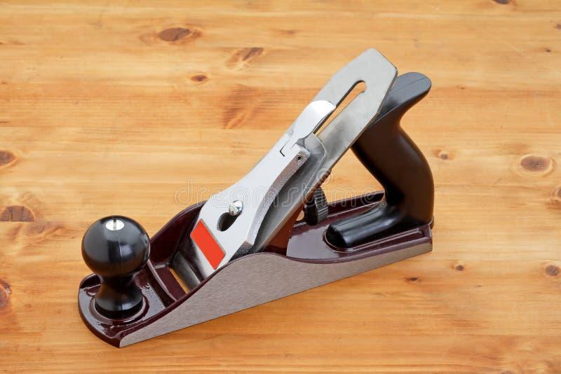 Ξύλινη μηχανή πλανίσματος στοκ φωτογραφία με δικαίωμα ελεύθερης χρήσης