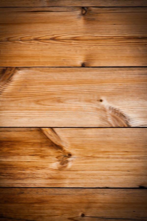 Ξύλινη πεύκων ανασκόπηση σύστασης σανίδων καφετιά στοκ φωτογραφία με δικαίωμα ελεύθερης χρήσης
