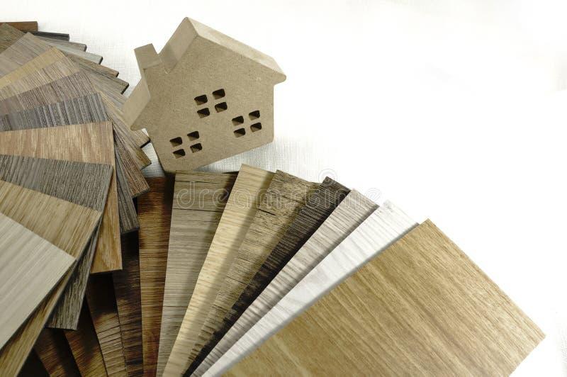 Ξύλινη σύσταση δειγμάτων για το σπίτι διακοσμήσεων Μικρό boa δειγμάτων χρώματος στοκ φωτογραφία με δικαίωμα ελεύθερης χρήσης