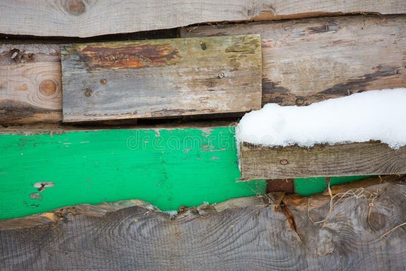 Ξύλινη σύσταση παλαιές επιτροπές ανασκόπησης στοκ εικόνα με δικαίωμα ελεύθερης χρήσης