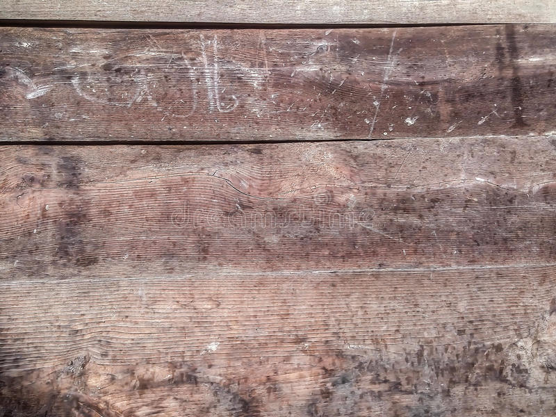 Ξύλινη σύσταση σανίδων, ξύλινο υπόβαθρο, καφετής τοίχος πατωμάτων στοκ φωτογραφία με δικαίωμα ελεύθερης χρήσης