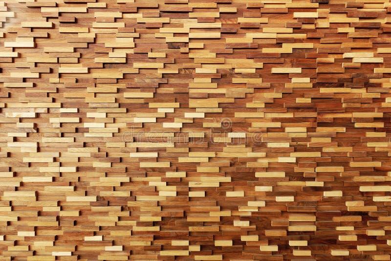 Ξύλινος τοίχος ξυλείας στοκ εικόνες