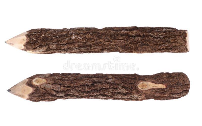 Ξύλινος φλοιός μολυβιών στοκ φωτογραφία με δικαίωμα ελεύθερης χρήσης