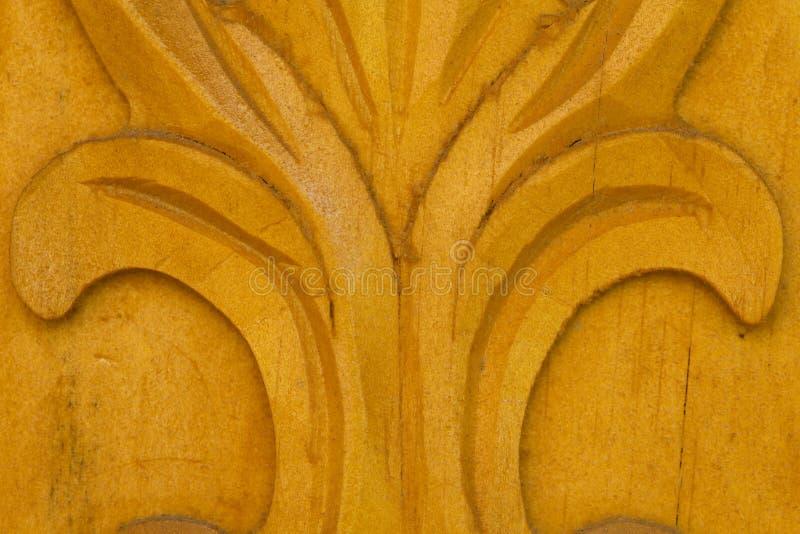 Ξύλινος χαράστε στοκ εικόνα με δικαίωμα ελεύθερης χρήσης