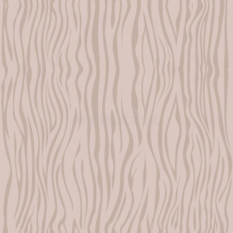 Ξύλινο διανυσματικό πρότυπο σύστασης πρότυπο άνευ ραφής διανυσματική απεικόνιση
