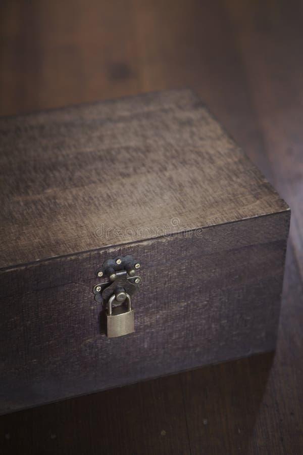 Ξύλινο κιβώτιο floorboards υπερυψωμένα στοκ φωτογραφίες με δικαίωμα ελεύθερης χρήσης