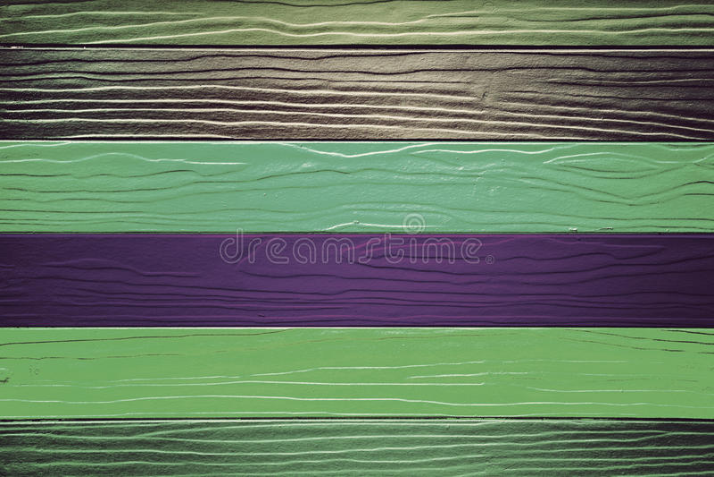 Ξύλινο υπόβαθρο χρώματος καραμελών ελεύθερη απεικόνιση δικαιώματος