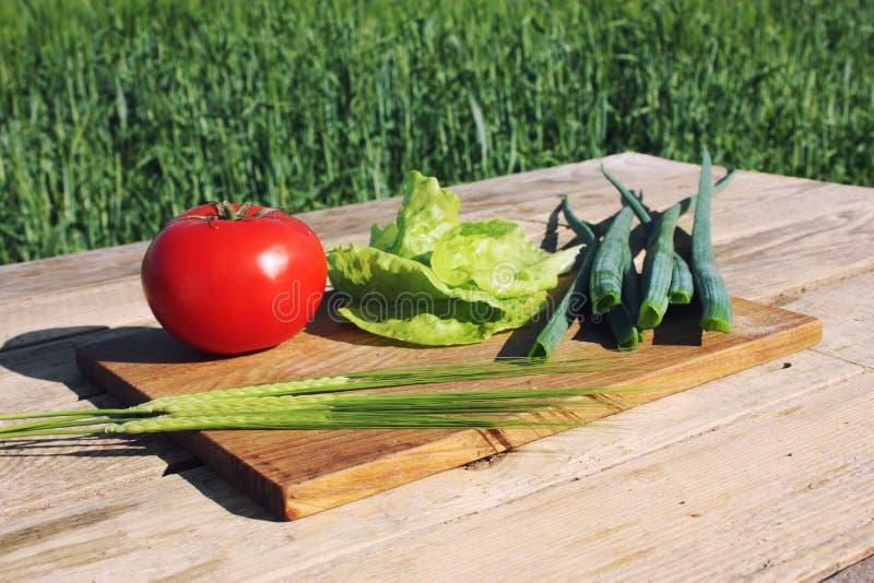 Ξύλο τροφίμων στοκ εικόνα με δικαίωμα ελεύθερης χρήσης
