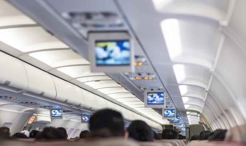 Οδηγία ασφάλειας πτήσης στοκ φωτογραφίες