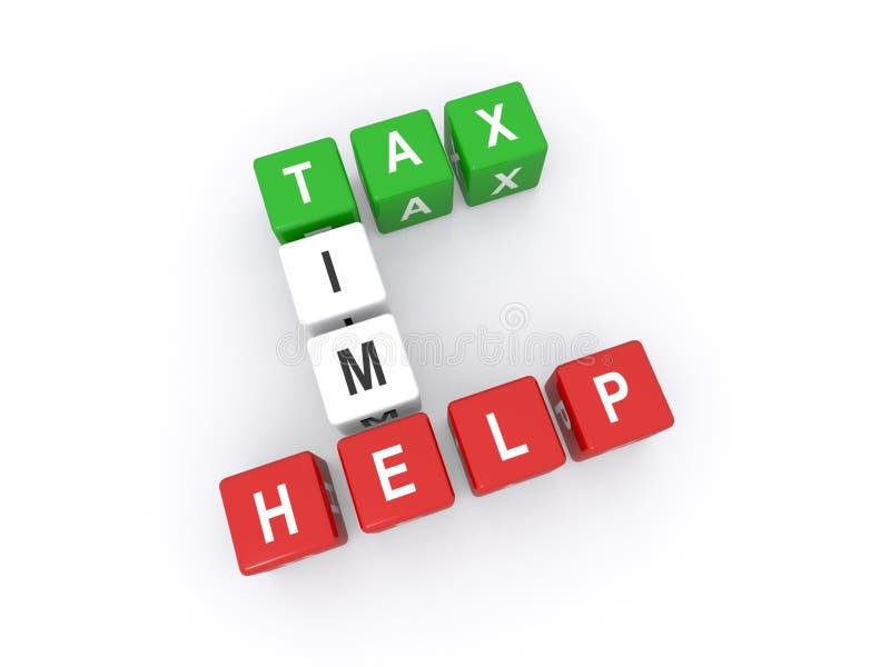 Οδηγίες φορολογικού χρόνου απεικόνιση αποθεμάτων