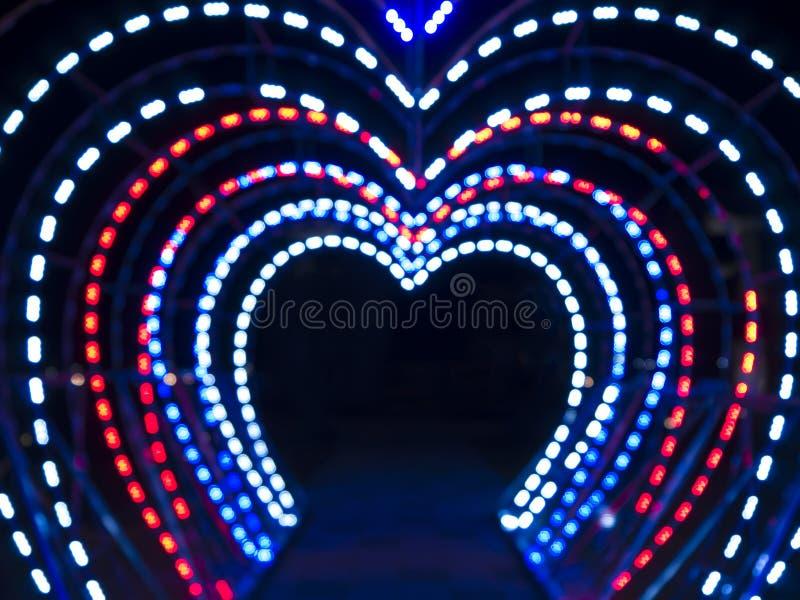 Οδηγημένη σήραγγα στη μορφή καρδιών, πόλη Sokcho στοκ φωτογραφία με δικαίωμα ελεύθερης χρήσης