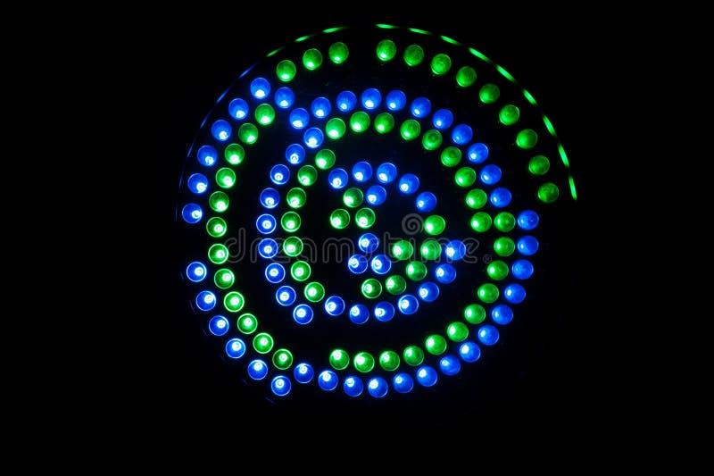 οδηγημένο βολβός φως στοκ φωτογραφία με δικαίωμα ελεύθερης χρήσης