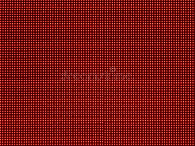 Οδηγημένο φως υπόβαθρο οθόνης Ακτινοβολώντας οδηγημένο υπόβαθρο φω'των στοκ φωτογραφία με δικαίωμα ελεύθερης χρήσης