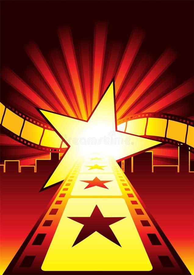 οδικά αστέρια στοκ εικόνες με δικαίωμα ελεύθερης χρήσης
