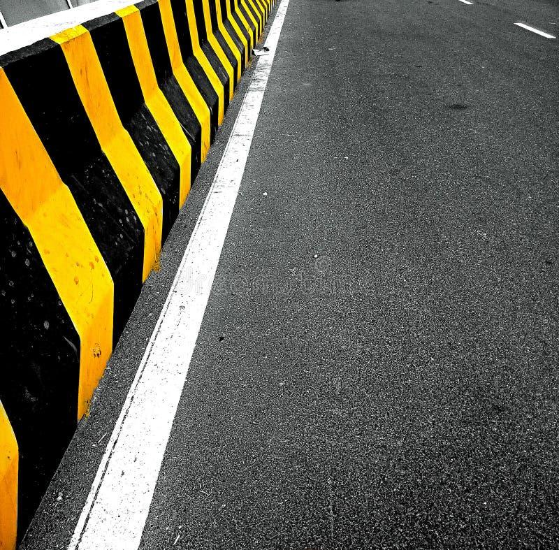 Οδική πλευρά ή εθνική οδός στοκ φωτογραφία με δικαίωμα ελεύθερης χρήσης