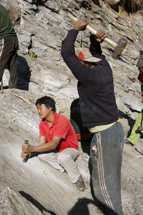οδικοί εργαζόμενοι στοκ φωτογραφίες