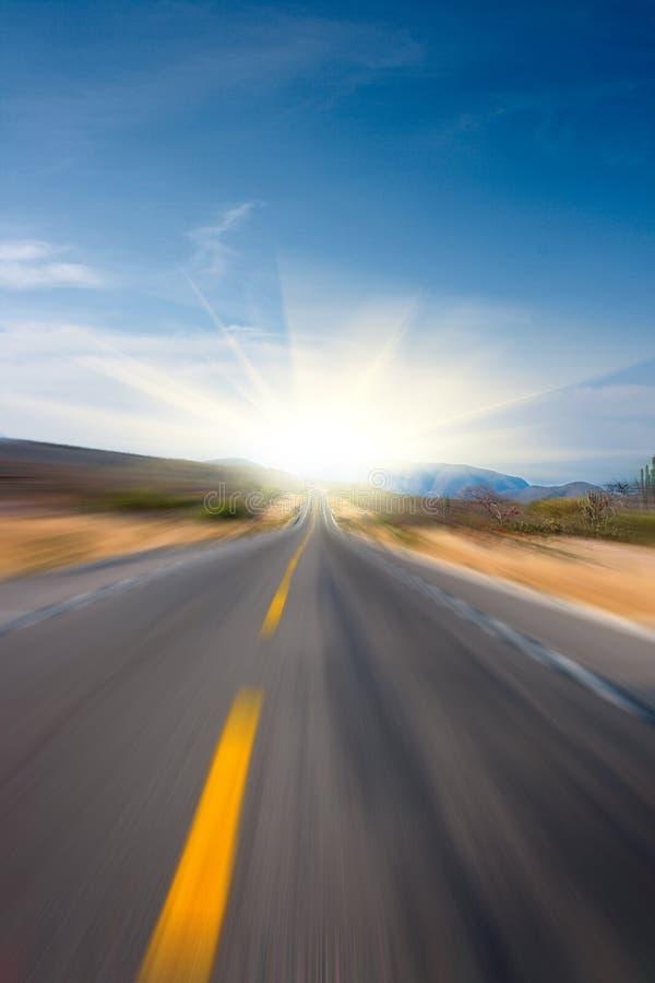 οδικός ήλιος κινήσεων θ&alph