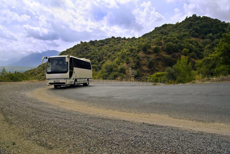 οδικό serpentine βουνών διαδρόμων στοκ φωτογραφία με δικαίωμα ελεύθερης χρήσης