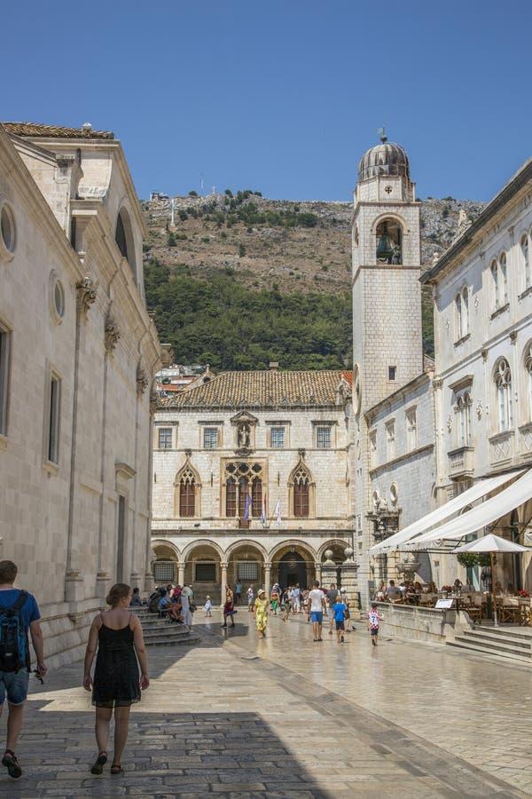 Οδοί και αρχιτεκτονική της παλαιάς πόλης στοκ φωτογραφία με δικαίωμα ελεύθερης χρήσης
