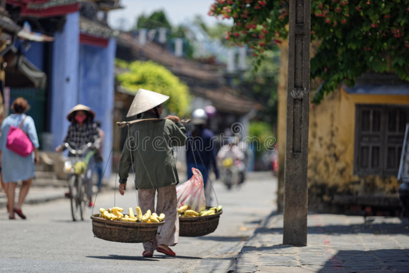Οδοί Hoi στοκ εικόνες με δικαίωμα ελεύθερης χρήσης
