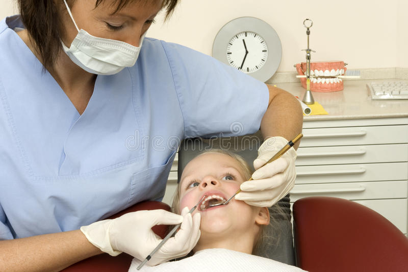 οδοντίατρος στοκ φωτογραφίες