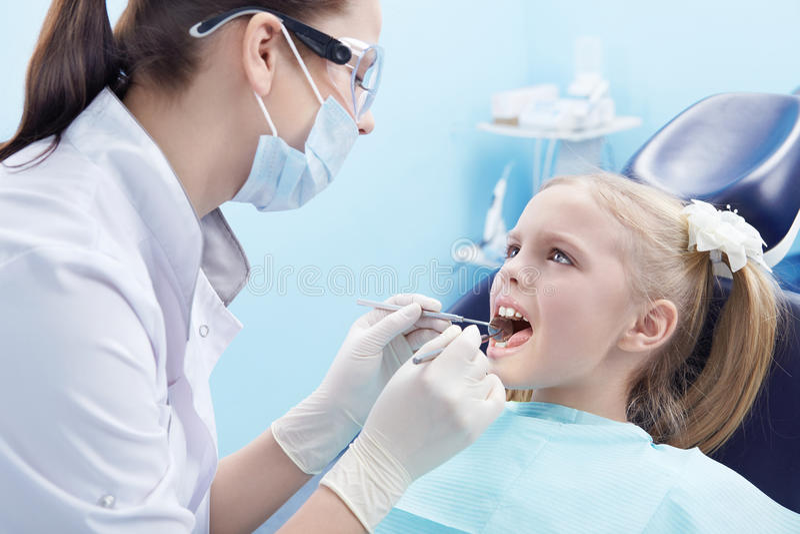 Οδοντιατρική στοκ φωτογραφία