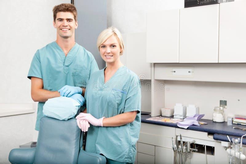 οδοντική ομάδα στοκ φωτογραφία με δικαίωμα ελεύθερης χρήσης