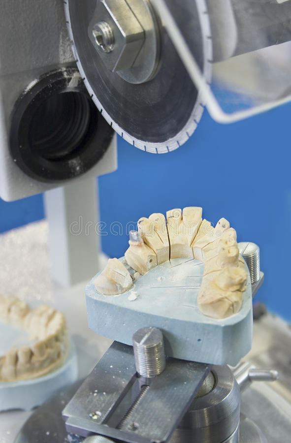 οδοντικός εξοπλισμός στοκ εικόνα με δικαίωμα ελεύθερης χρήσης