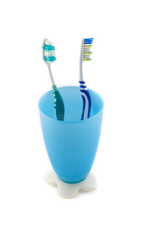 οδοντόβουρτσα φλυτζαν&i στοκ φωτογραφίες με δικαίωμα ελεύθερης χρήσης