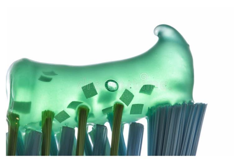 οδοντόπαστα στοκ φωτογραφίες