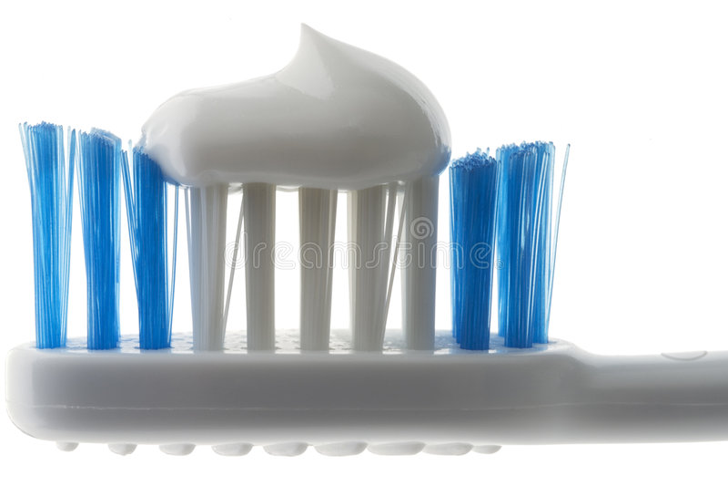 οδοντόπαστα στοκ εικόνες