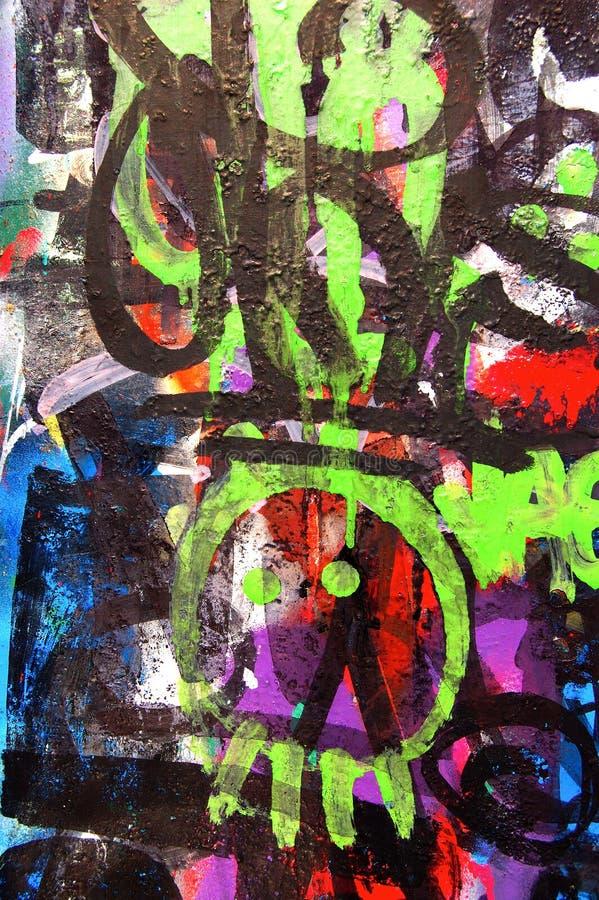 οδός γκράφιτι τέχνης στοκ εικόνα με δικαίωμα ελεύθερης χρήσης
