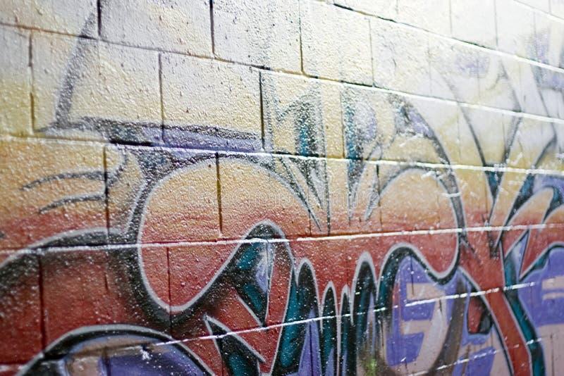οδός γκράφιτι spraypaint στοκ φωτογραφίες με δικαίωμα ελεύθερης χρήσης