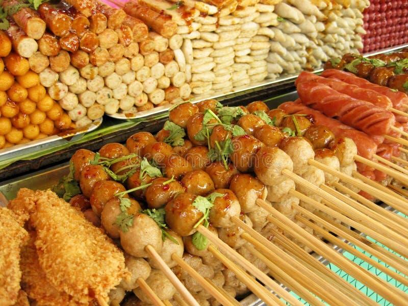 οδός πρόχειρων φαγητών αγ&omicron στοκ εικόνες