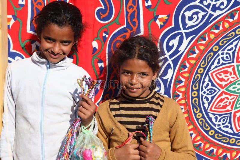 οδός πωλητών της Αιγύπτου στοκ φωτογραφία με δικαίωμα ελεύθερης χρήσης
